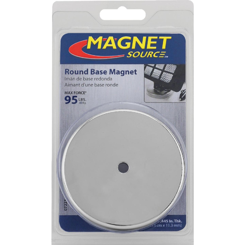 Master Magnetics 3-3/16 in. 95 Lb. Magnetic Base Image 2