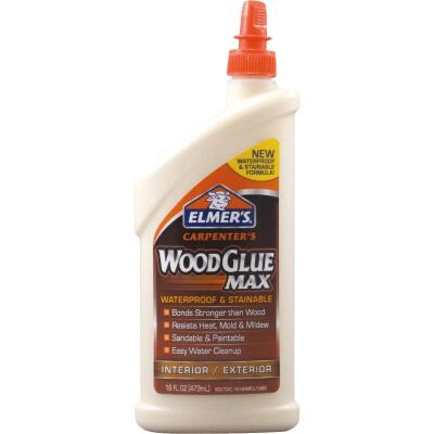Elmer's Carpenter's 16 Oz. Wood Glue Max