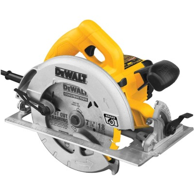 DeWalt 13 In. Three Knife Two-Speed Portable Planer