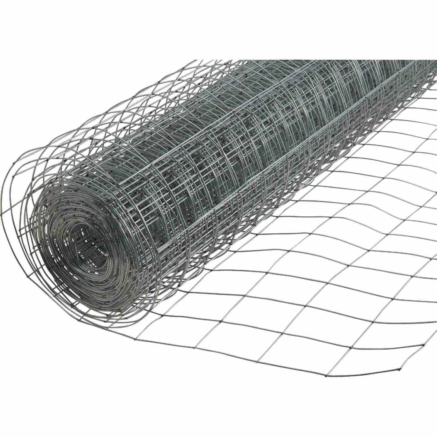 Do it Economy 36 In. H. x 50 Ft. L. (3x2) Galvanized Welded Wire Fence Image 1