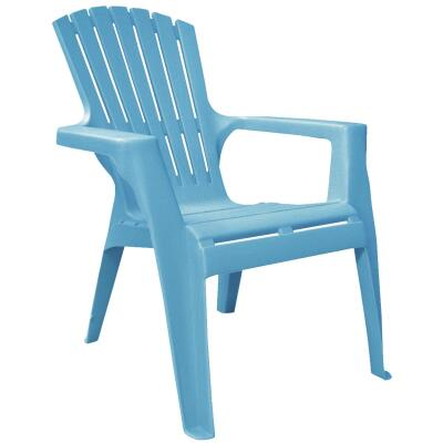 Adams Kids Pool Blue Resin Adirondack Chair